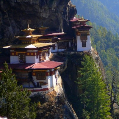 Bhutan Taktsang Monastery Sonam Adventures Travel and Tours